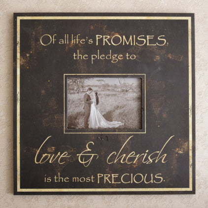 Frame - Of All Life S Promises