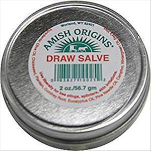 Amish Origins - Draw Salve