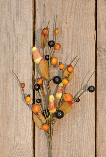PRIMITIVE CANDY CORN Pick 12