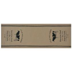 "Table Runner 36"" Majestic Cattle"