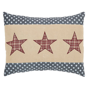 INDEPENDENCE STAR FILLED Pillow