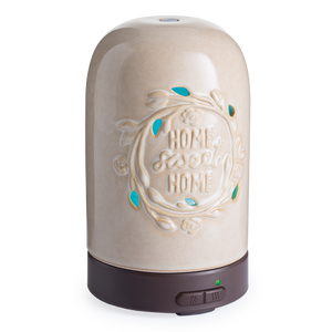 Airome' ULTRA SONIC Essential Oil Diffuser 'HOME SWEET HOME""