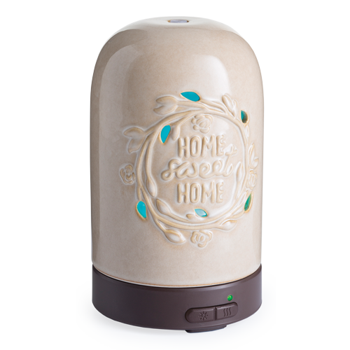 Airome' ULTRA SONIC Essential Oil Diffuser 'HOME SWEET HOME