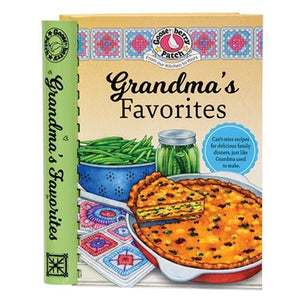 Cookbook - GRANDMA'S FAVORITES