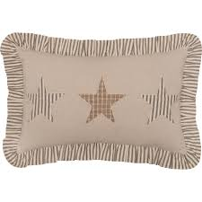 SAWYER MILL STAR  Pillow 14 x 22