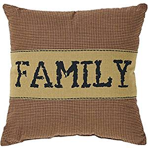 HERITAGE FARMS PILLOWS FAMILY 12 X 12