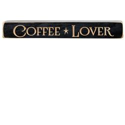Coffee Lover Sign