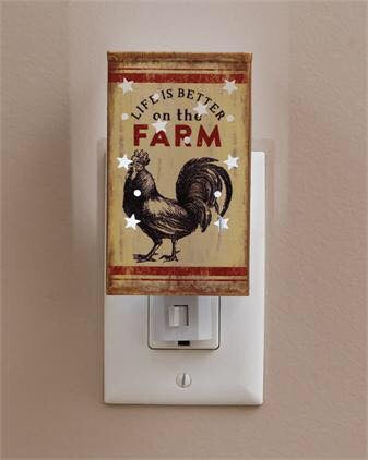 Night Light- Farm