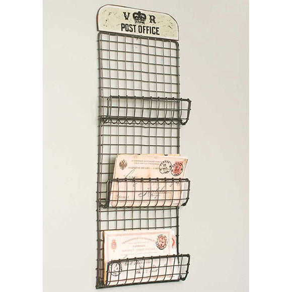 Be Post Office Wall Organizer