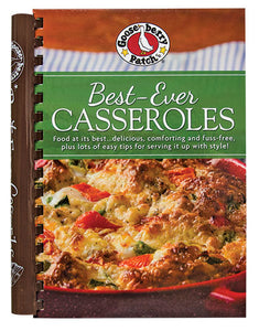 Best Ever Casseroles Cookbook