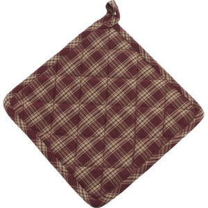Sturbridge Pot Holders - Wine - Fort Valley Bob's Simple Man Store