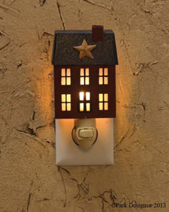 Home Place Night Light by Park Designs - Fort Valley Bob's Simple Man Store