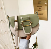 Crossbody doble color - Calidad Premium