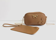 Crossbody con bolsillo independiente