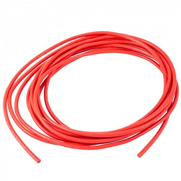 Silicone Wire - Red