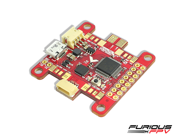 Furious KOMBINI Flight Controller - D-Shot Version