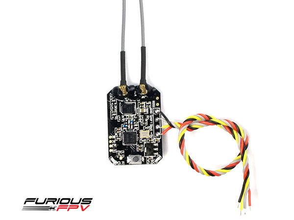 Furious SPD15 Full Telemetry S.PORT Diversity Receiver - Frsky (INT Version) - Nemos Miniquad Supplies