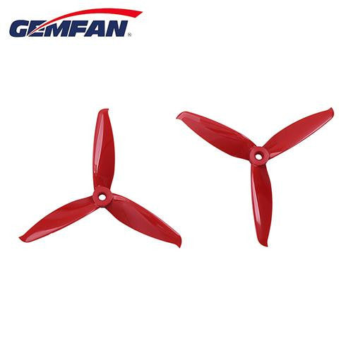 Gemfan Flash 5152 High Speed Propellers - Red