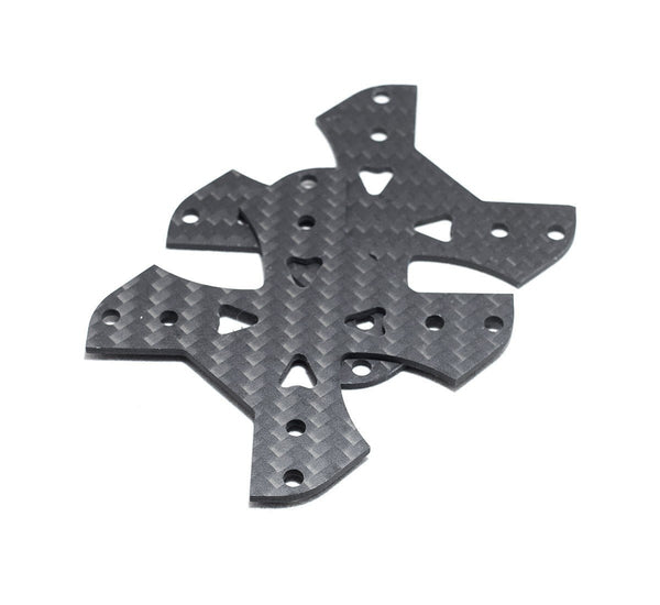 DQuad Obsession - Replacement Bottom Plates - 2/Pcs-Nemos Miniquad Supplies