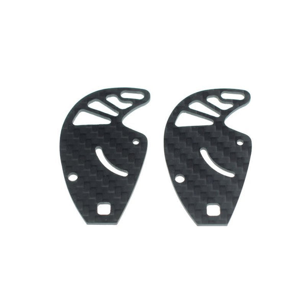 DQuad Obsession - Replacement Side Plates - 2/Pcs-Nemos Miniquad Supplies