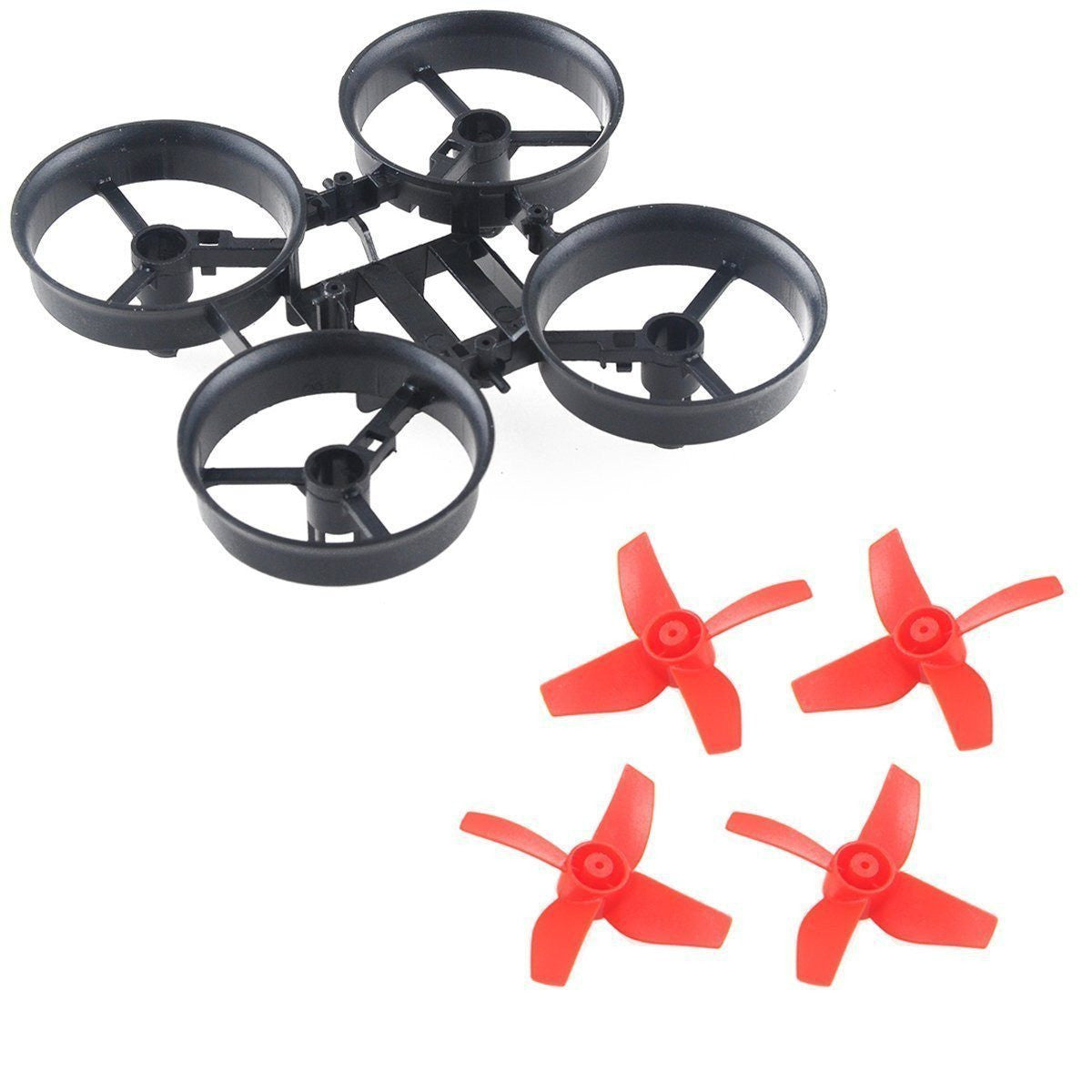 Eachine EO10 Replacement Frame kit-Nemos Miniquad Supplies