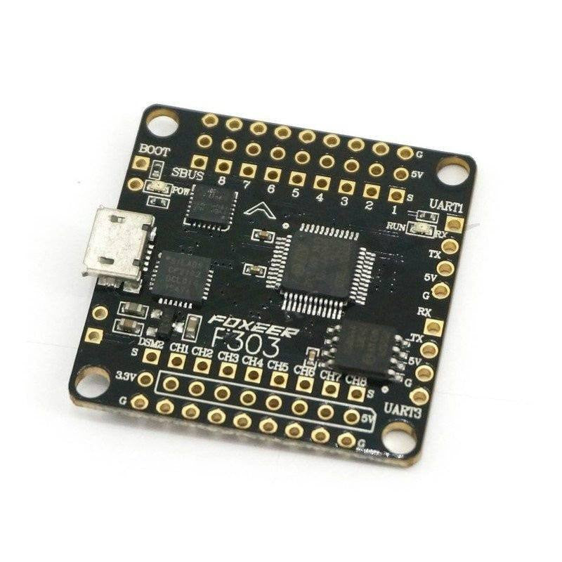 F303 Flight Controller (FOXEER EDITION)-Nemos Miniquad Supplies