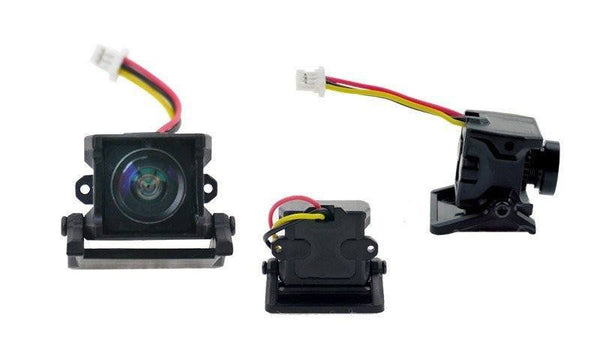 FH10R FPV Mini Camera w/ Built-In Mount-Nemos Miniquad Supplies