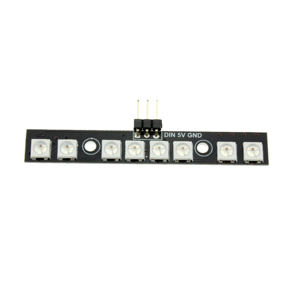 Matek RGB 8 LED Board w/ MCU