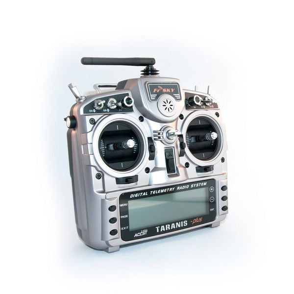 FrSky Taranis X9D Plus 2.4Ghz Radio System (CE Ticked) - Nemos Miniquad Supplies