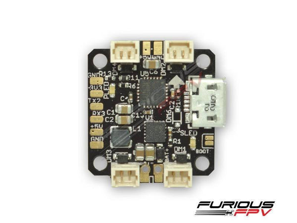 Furious NUKE Micro Brushed Flight Controller-Nemos Miniquad Supplies