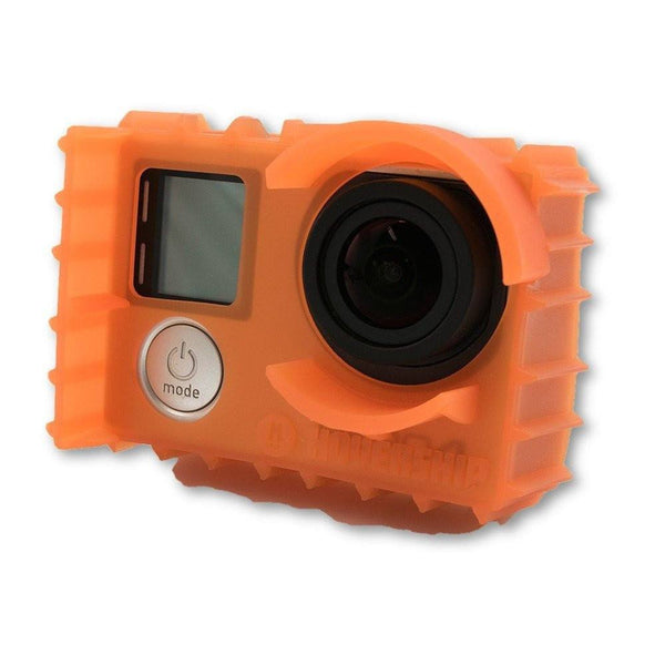 Go Pro Hero 3/4 TPU Case-Nemos Miniquad Supplies