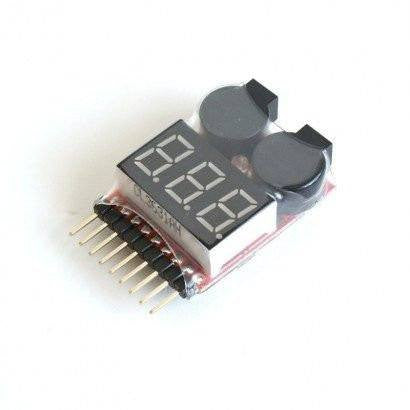 Lipo Low Voltage Buzzer-Nemos Miniquad Supplies