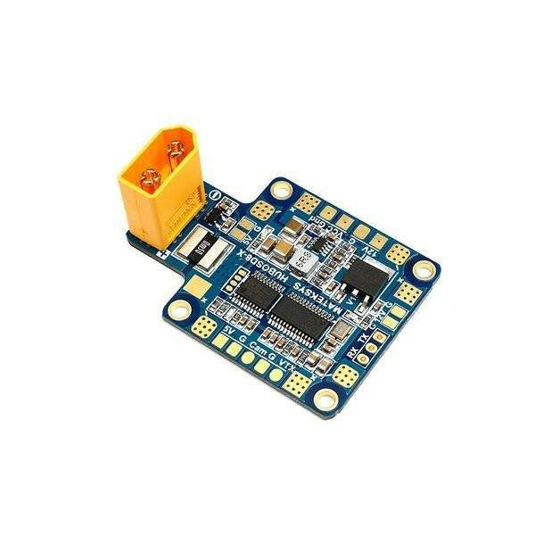 Matek HUBOSD ECO - X TYPE-Nemos Miniquad Supplies