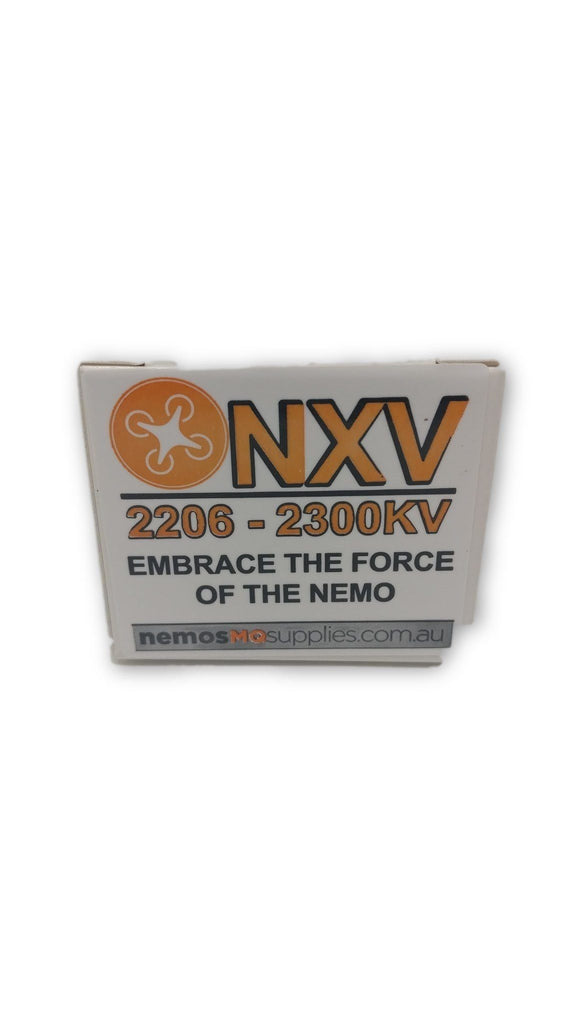 NXV 2206 2300KV Brushless Motor - Nemos Miniquad Supplies