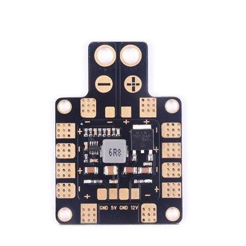 PyroDrone Hyperlite Power Distribution Board-Nemos Miniquad Supplies