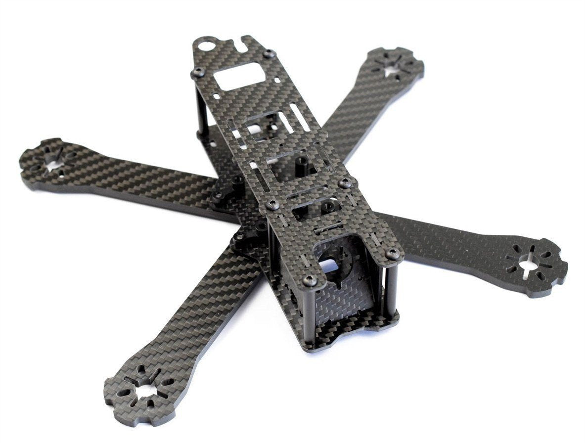 QAV180RX FPV Freestyle Frame - 4mm-Nemos Miniquad Supplies