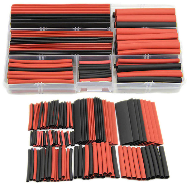 Basic Cased Heatshrink Kit - 150/Pcs