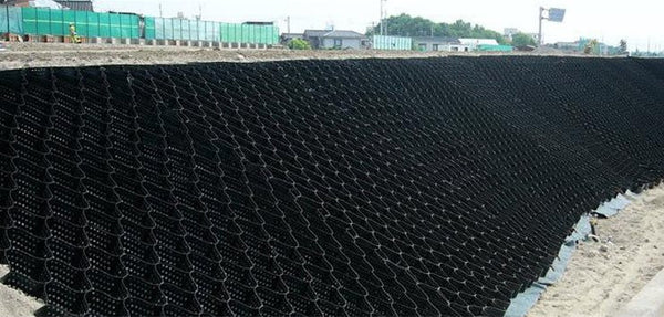 Rapid 3D Prototyping of Geosynthetics