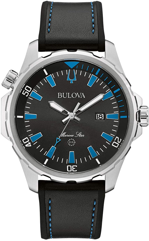 Bulova 96B337 Quartz Mens Watch