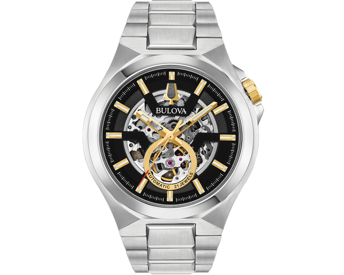 Bulova 98A224 Automatic Mens Watch