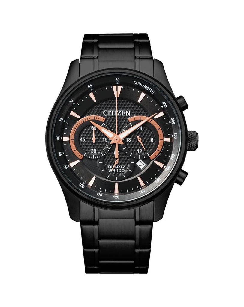Citizen AN8195-58E Quartz Chronograph Mens Watch