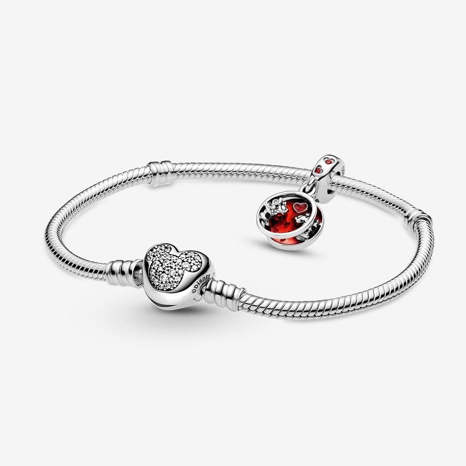 Pandora Disney Sweethearts Bracelet and Charm Set RAU0843