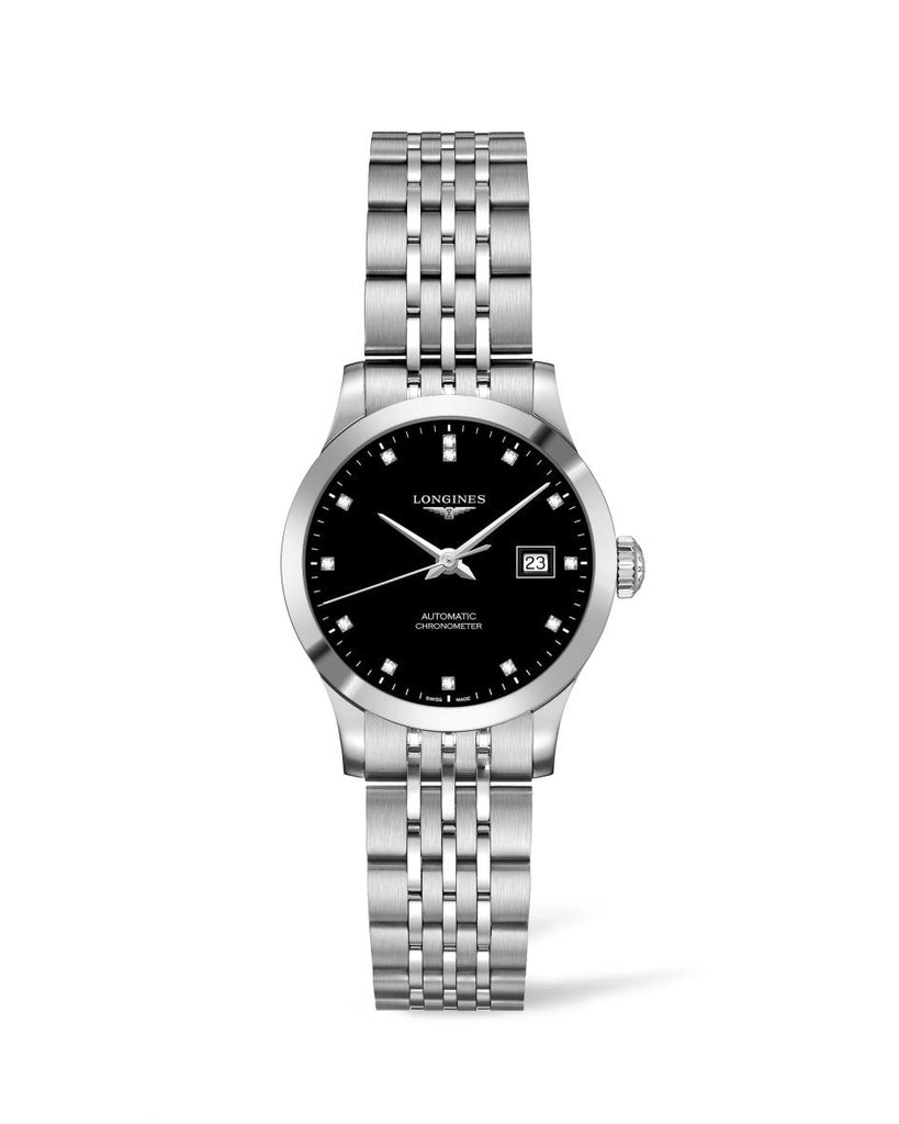 Longines L23214576 Record Automatic Womens Watch