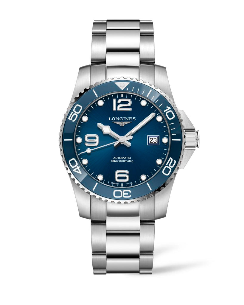 Longines L37814966 HydroConquest Automatic Mens Watch