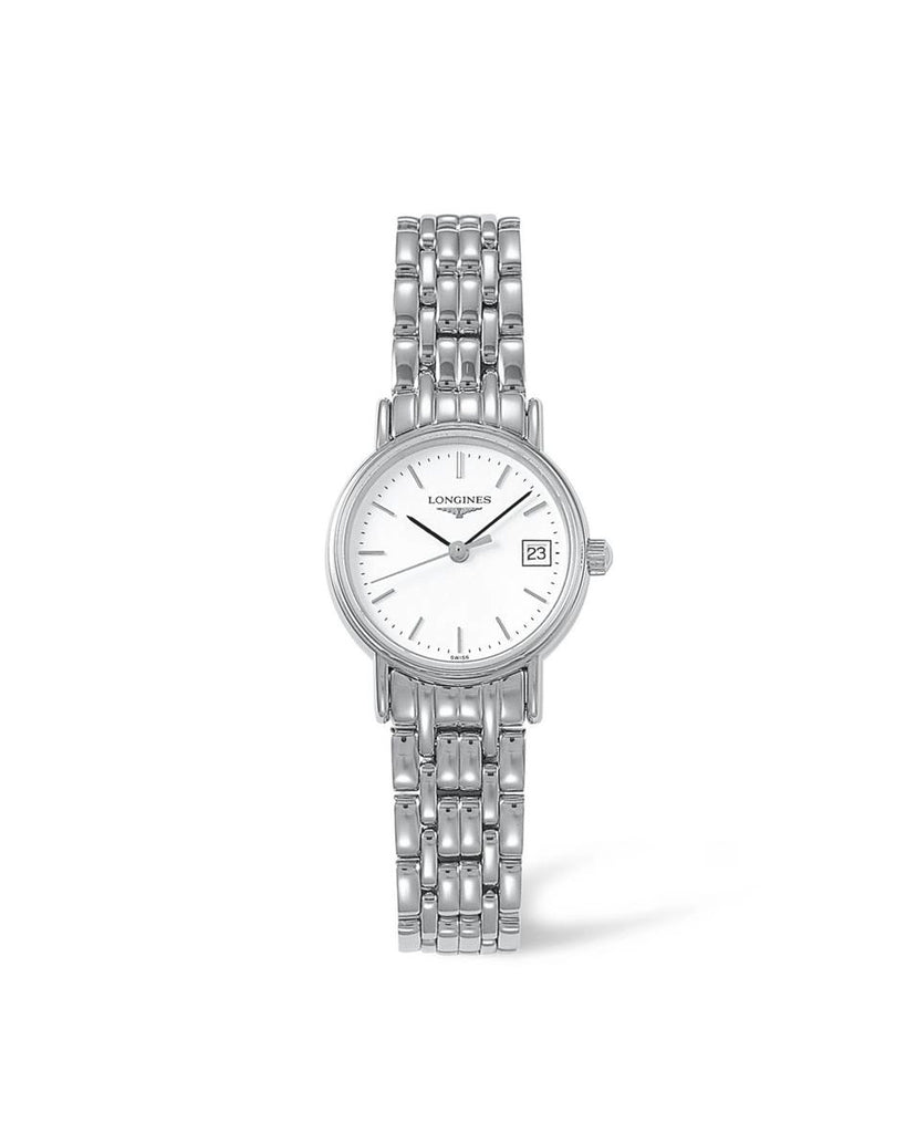 Longines L43194126  Presence Quartz Womens Watch