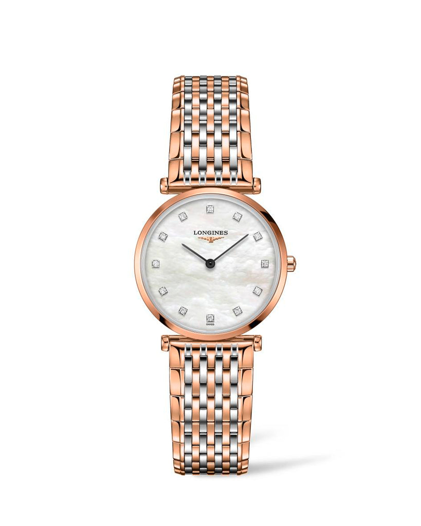 Longines L45121977 La Grande Classique Quartz Womens Watch
