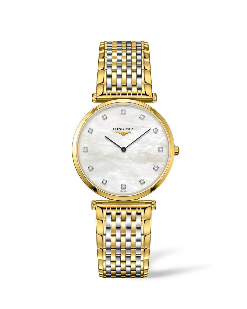 Longines L47092887 La Grande Classique Quartz Womens Watch