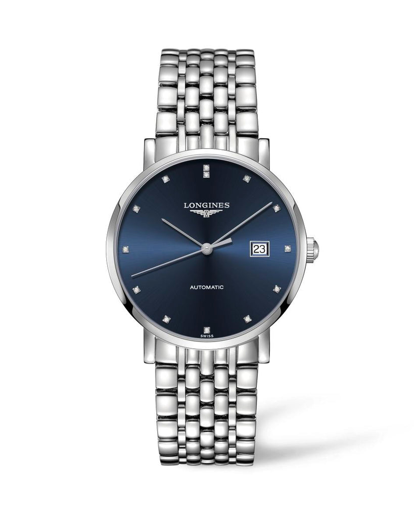 Longines L49104976 Elegant Collection Automatic Mens Watch