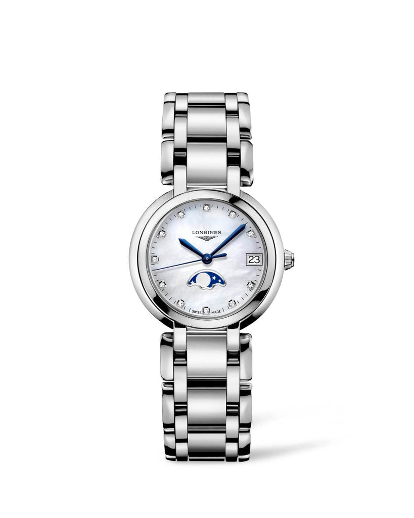 Longines L81154876 Quartz Womens Watch