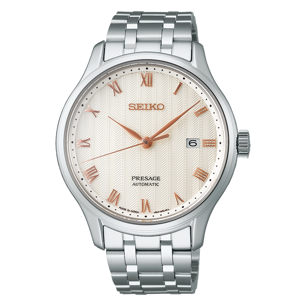 Seiko SRPF45J1 Presage Automatic Mens Watch
